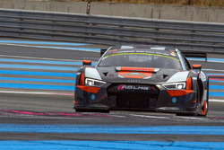 #14 Optimum Motorsport, Audi R8 LMS: Flick Haigh, Joe Osborne, Ryan Ratcliffe, Edward Sandstroem