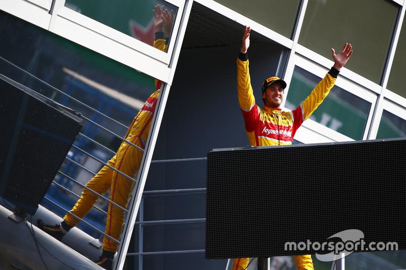 Podyum: Antonio Giovinazzi, PREMA Racing