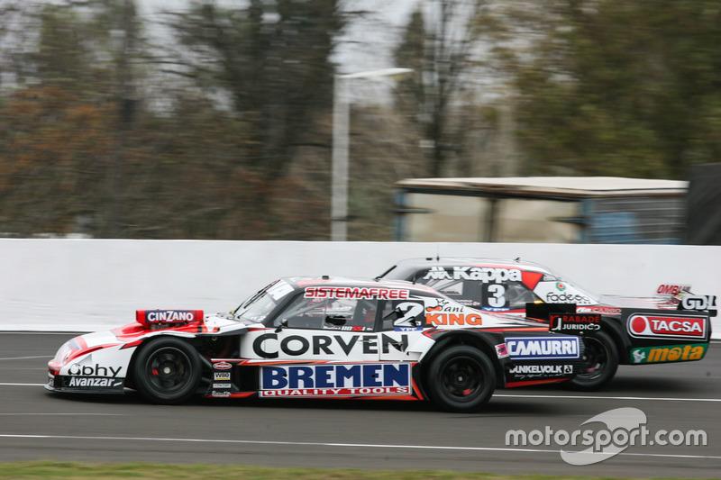 Matias Rossi, Donto Racing Chevrolet, Facundo Ardusso, JP Racing Dodge