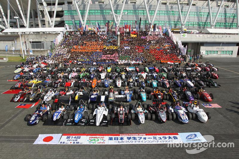 第14回全日本学生フォーミュラ大会