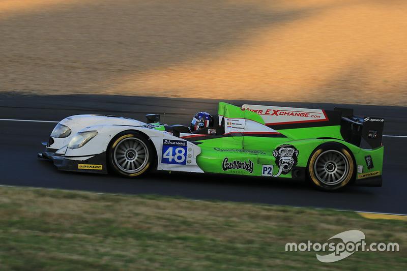 #48 Murphy Prototypes Oreca 03R Nissan: Ben Keating, Jeroen Bleekemolen, Marc Goossens