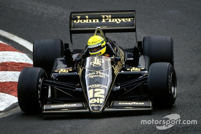 #1: Lotus-Renault 97T von 1985