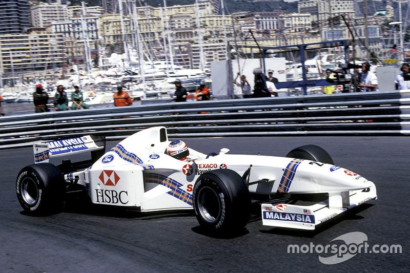 Rubens Barrichello, Stewart Grand Prix Ford SF-1