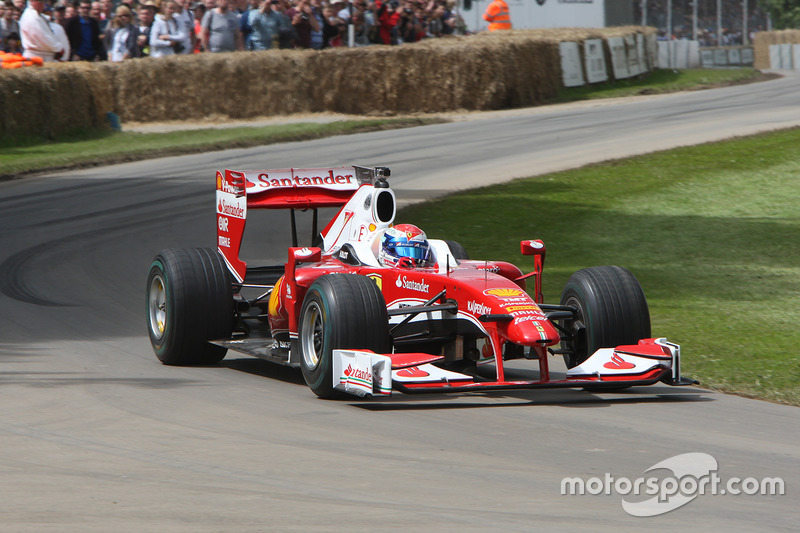 Marc Gene, Ferrari F10
