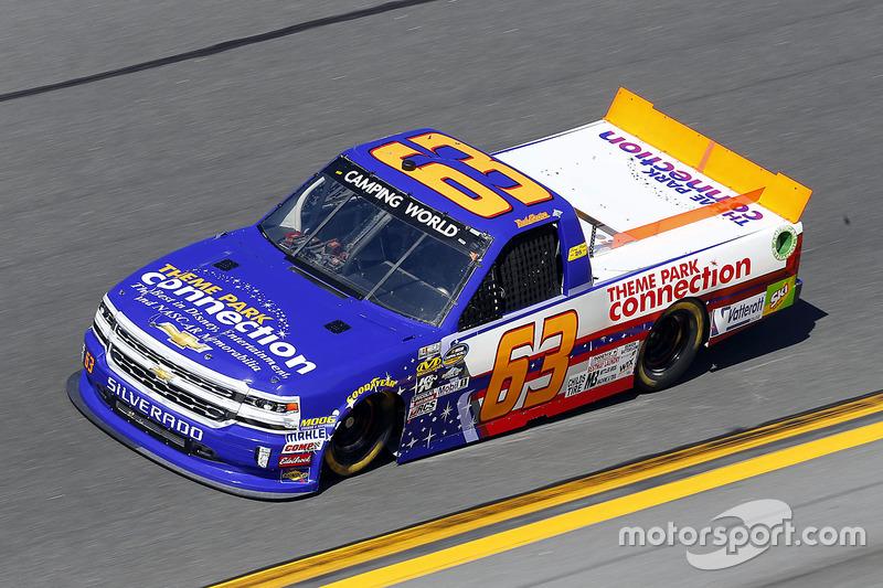 #63 Reed Sorenson (MB2-Chevrolet)