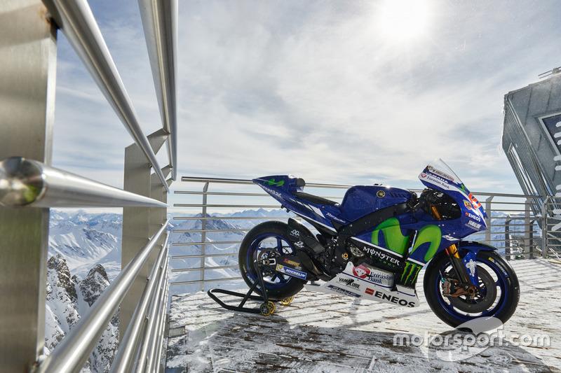 2016 Yamaha YZR-M1 von Jorge Lorenzo, Yamaha Factory Racing