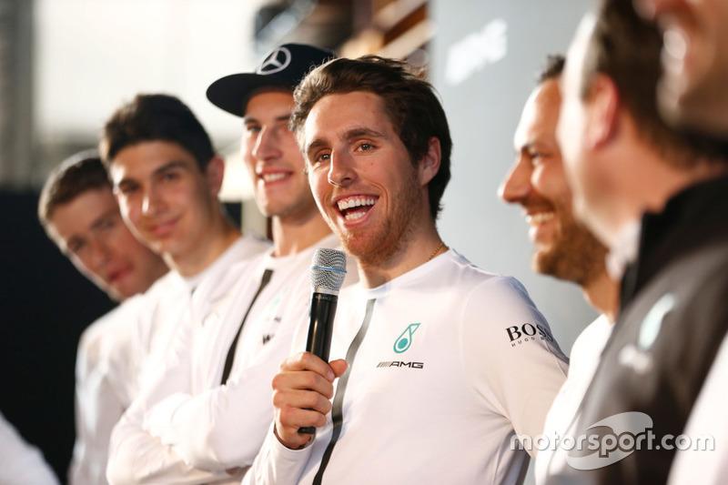 Daniel Juncadella, Mercedes AMG