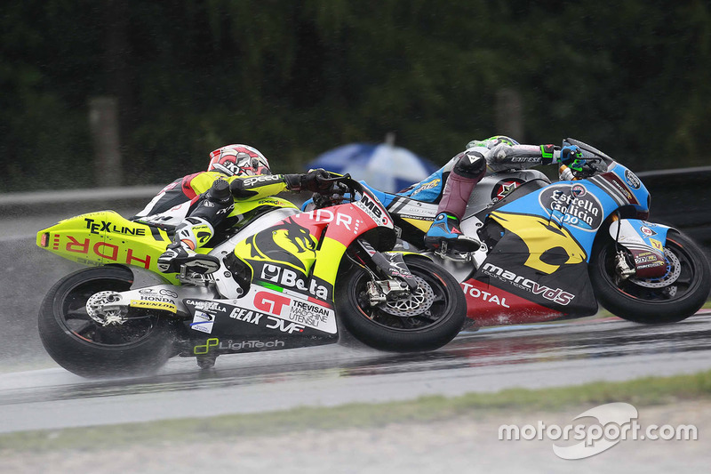 Franco Morbidelli, Marc VDS, Simone Corsi, Speed Up Racing