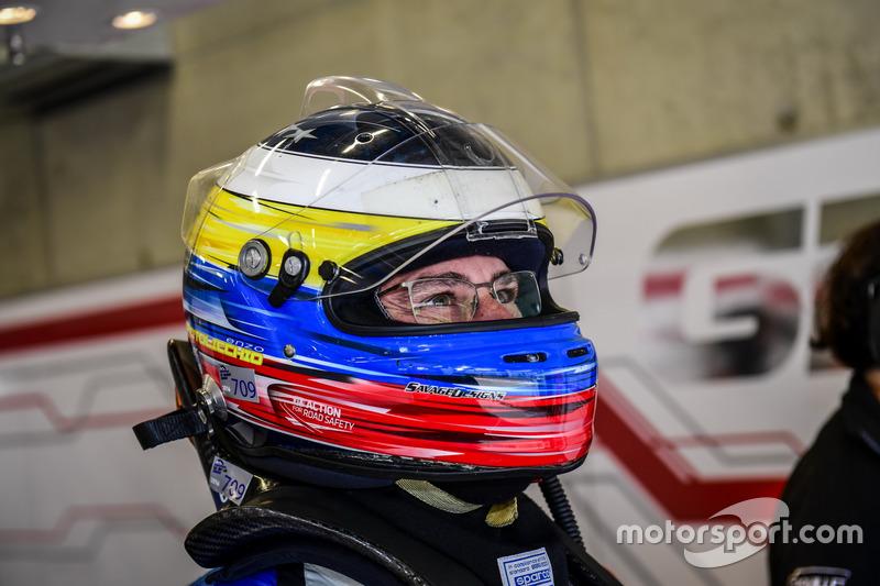 #10 Graff Racing Ligier JS P3 - Nissan: Enzo Potolicchio