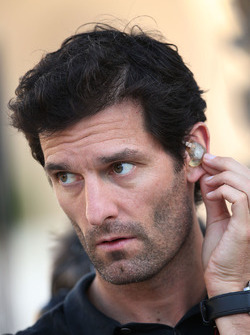 Mark Webber, Porsche Team WEC Driver - Channel 4 Presenter