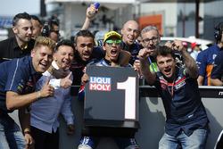 Race winner Enea Bastianini, Gresini Racing Team Moto3