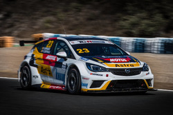 Pierre-Yves Corthals, Opel Astra TCR