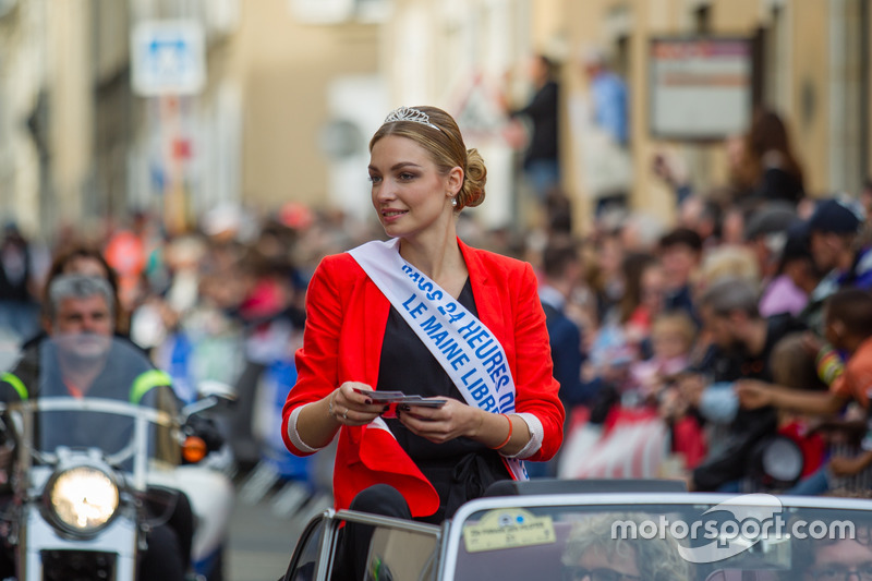 Miss 24 Hours of Le Mans 2016