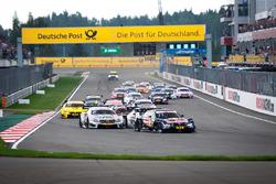 Старт: Марко Виттманн, BMW Team RMG, BMW M4 DTM лидирует