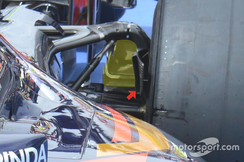 Scuderia Toro Rosso STR11: Bremsanlage hinten