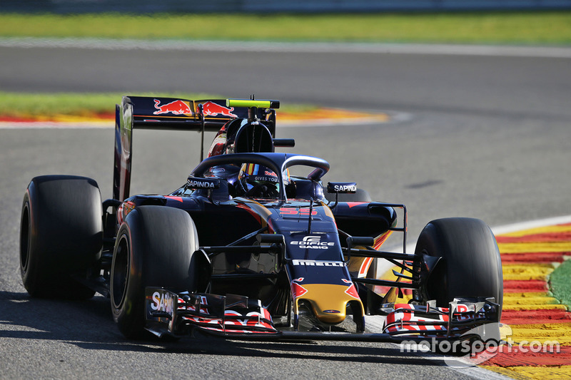 Toro Rosso STR11, Halo customisé