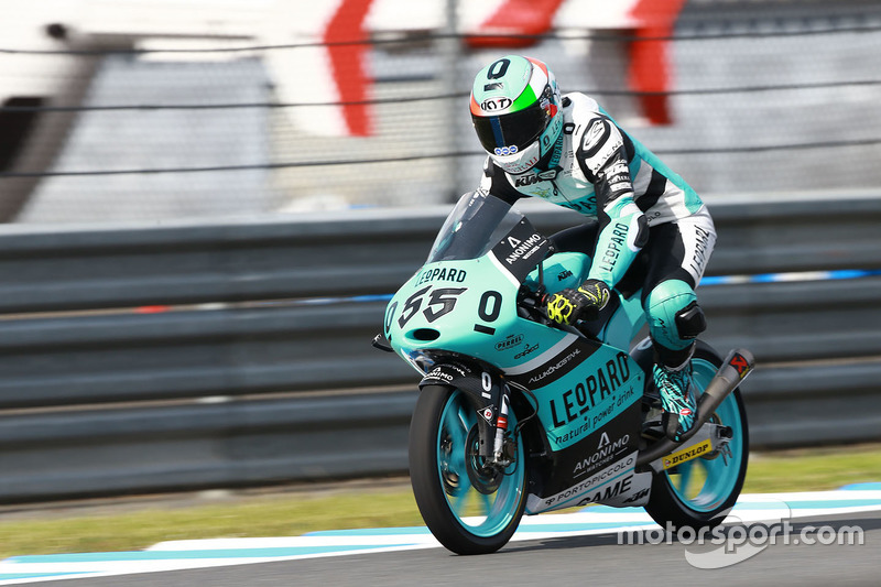 Andrea Locatelli, Leopard Racing, Moto3