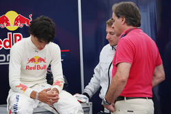 Carlos Sainz Jr. with father Carlos Sainz