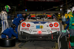 #24 Team Zakspeed, Nissan GT-R Nismo GT3: Marc Gassner, Florian Strauß, Tom Coronel