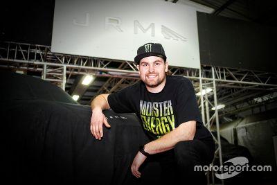 Anuncio Liam Doran, JRM Racing