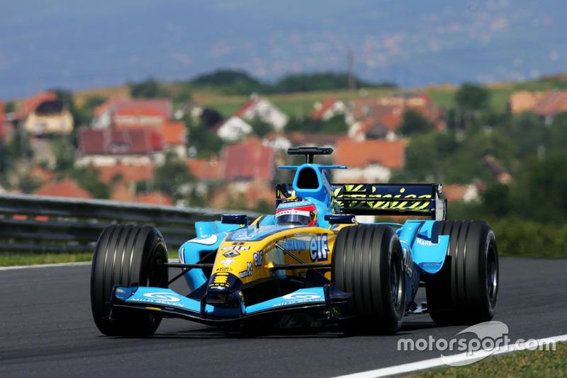 2004: Renault R24