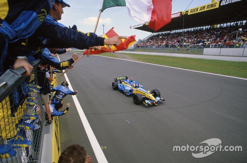 2005 European Grand Prix (Nurburgring)