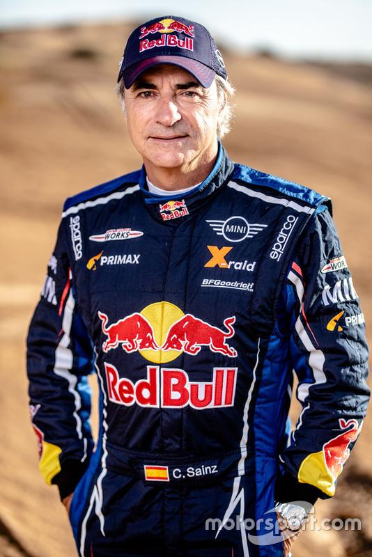 Carlos Sainz,X-raid MINI JCW Team