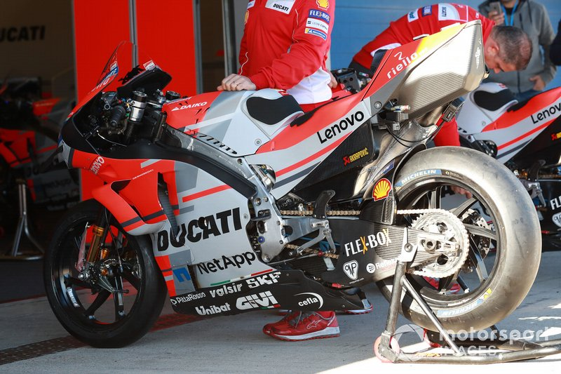 Мотоцикл Даніло Петруччі, Ducati Team