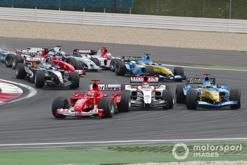 2004 European Grand Prix