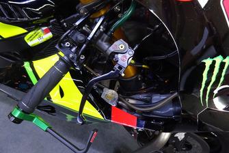 Tech 3 Yamaha garázsbejárás, Cseh GP, Brno
