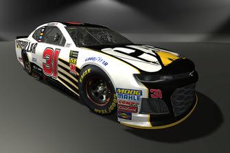 Ryan Newman, Richard Childress Racing, Chevrolet Camaro