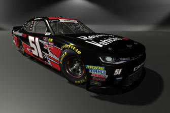 Jeremy Clements, Jeremy Clements Racing, Chevrolet Camaro