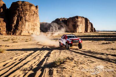 Teste de Fernando Alonso na Arábia
