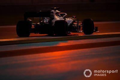 Essais Pirelli à Abu Dhabi