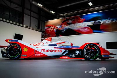Launching Mahindra Racing