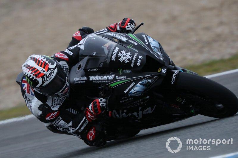 #1 Kawasaki Racing Team: Jonathan Rea