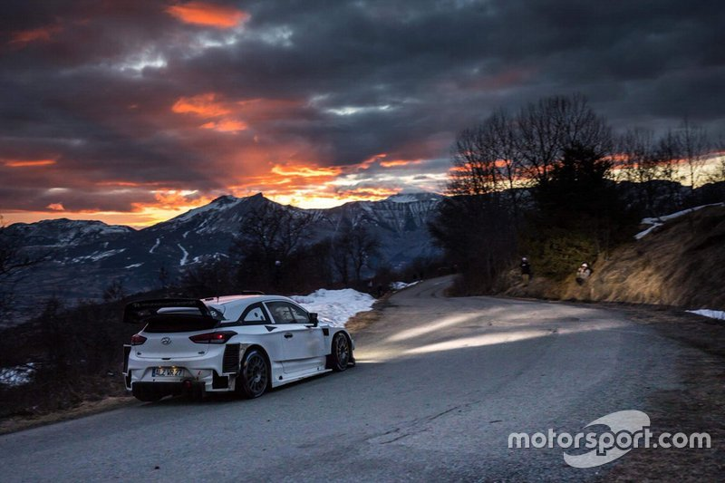 Sebastien Loeb, Daniel Elena, Hyundai Motorsport Hyundai i20 Coupe WRC