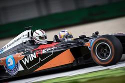 Robert Doornbos, F1 Experience tweezitter