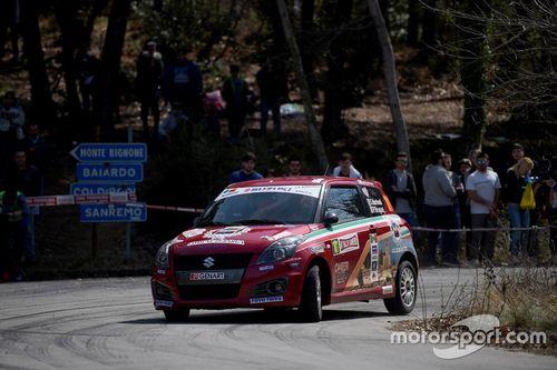 Suzuki Rally Trophy: Sanremo