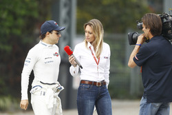 Felipe Massa, Williams, im Interview