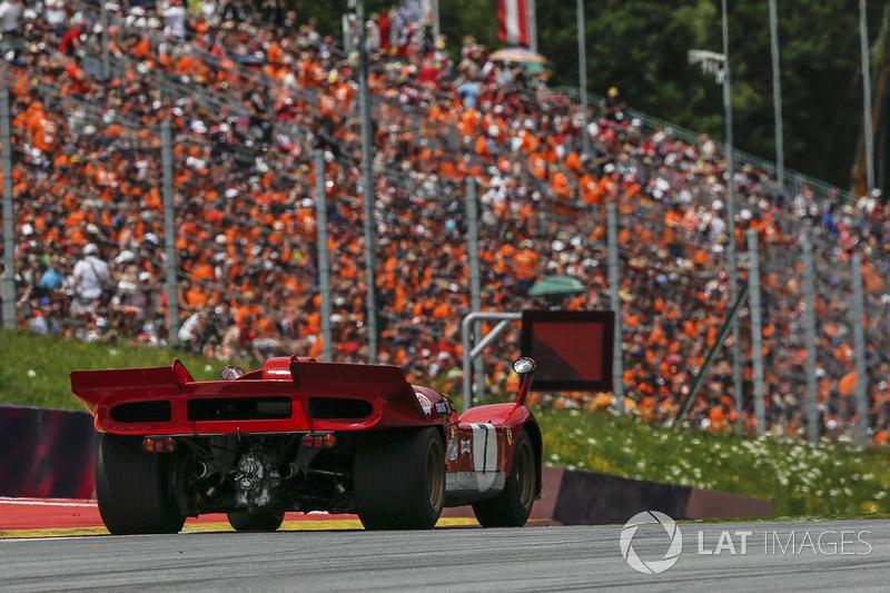 Жан Алези, Ferrari 512S