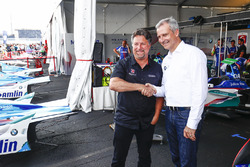 Michael Andretti, Jens Marquardt, Director de BMW Motorsport