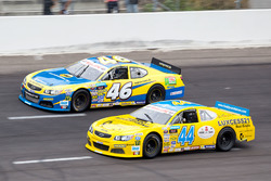 Freddy Nordstrom, CAAL Racing Chevrolet und Marko Stipp, Team Racing Total Chevrolet