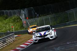 Hannu Luostarinen, Volker Strycek, Kissling Motorsport, Opel Astra TCR