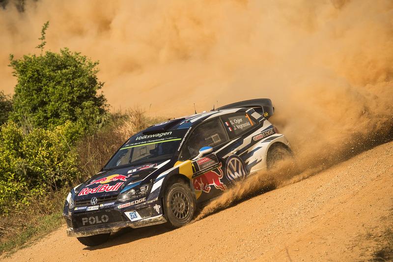 Voiture de rallye de l'année : Volkswagen Polo R WRC