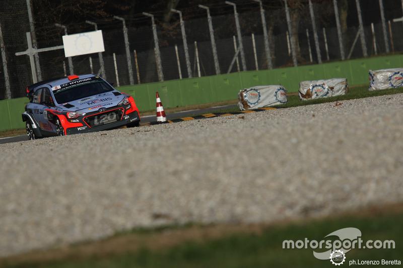 Dani Sordo, Marc Marti, Hyundai i20, Hyundai Motorsport