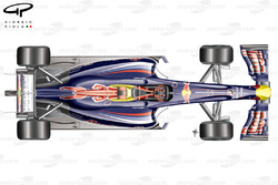 Red Bull RB6 top view