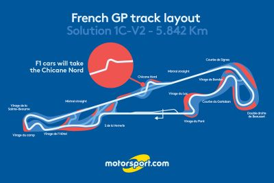 French GP press conference