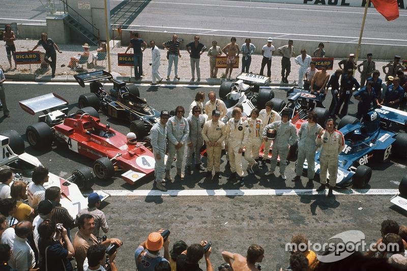 Гран При Франции 1973