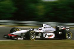 Мика Хаккинен, McLaren MP4/12